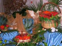 Nell'approssimarsi della Commemorazione dei Morti, per ricordarci delle nostre tradizioni, all'interno del Castello Arabo Normanno, il 22 e 23 ottobre 2005, la 1ª Mostra di la Marturana e di li Pupi i zuccaru, organizzata dall'Associazione Commercianti ed Artigiani Liberi di C/mare con il il patrocinio del Comune e la partecipazione delle scuole - 22 ottobre 2005  - Castellammare del golfo (2042 clic)