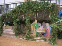 Presepe - Istituto Comprensivo G. Pascoli - 23 dicembre 2005   - Castellammare del golfo (1310 clic)