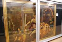 stazione ferroviaria - visita a IL TRENO DELL'ARTE -  Museo per un Giorno - Anonimo XVIII secolo - Sidone Addormentato - (24) - 13 ottobre 2007  - Trapani (1276 clic)