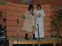C/da Scampati - Sala Panorama - Cabaret durante la cena di beneficenza a favore dell'AVSI: Ivan D'Angelo e Veronica Sabella di Castellammare del Golfo - 24 febbraio 2006  - Alcamo (1238 clic)