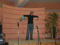 C/da Scampati - Sala Panorama - Cabaret durante la cena di beneficenza a favore dell'AVSI: Giuseppe Coppola di Castellammare del Golfo - 24 febbraio 2006  - Alcamo (1206 clic)