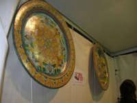 Cous Cous Fest 2007 - Expo Village - itinerario alla scoperta dell'artigianato, del turismo, dell'agroalimentare siciliano e dei Paesi del Mediterraneo - le ceramiche di Custonaci (TP) - 28 settembre 2007   - San vito lo capo (810 clic)