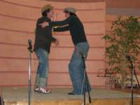 C/da Scampati - Sala Panorama - Cabaret durante la cena di beneficenza a favore dell'AVSI: Giuseppe Coppola ed Ivan D'Angelo di Castellammare del Golfo - 24 febbraio 2006  - Alcamo (1476 clic)