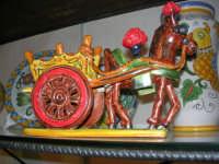 Cous Cous Fest 2007 - Expo Village - itinerario alla scoperta dell'artigianato, del turismo, dell'agroalimentare siciliano e dei Paesi del Mediterraneo - le ceramiche di Custonaci (TP) - 28 settembre 2007   - San vito lo capo (637 clic)
