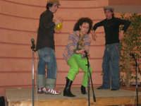 C/da Scampati - Sala Panorama - Cabaret durante la cena di beneficenza a favore dell'AVSI: Giuseppe Coppola, Ivan D'Angelo e Rosa Raimondi di Castellammare del Golfo - 24 febbraio 2006  - Alcamo (1620 clic)