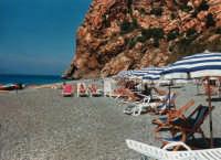 La spiaggia di Capo Calavà - 15 giugno 1993   - Gioiosa marea (3646 clic)