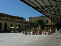 La stazione ferroviaria - 2 ottobre 2005   - Trapani (1620 clic)