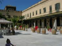 La stazione ferroviaria - 2 ottobre 2005   - Trapani (1488 clic)