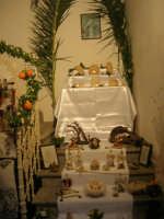 Cene di San Giuseppe - 15 marzo 2009   - Salemi (2361 clic)