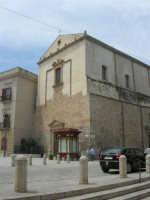 a spasso per la città: Chiesa di S. Oliva in piazza Ciullo, angolo corso 6 Aprile - 6 giugno 2007  - Alcamo (892 clic)