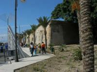 Antiche mura riscoperte e valorizzate, in occasione dell'America's Cup - 2 ottobre 2005   - Trapani (1391 clic)
