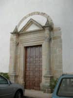 Santuario di Maria SS. dei Miracoli (particolare) - 3 giugno 2006  - Alcamo (1088 clic)