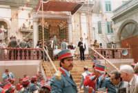 Piazza Ciullo: Lu Patruciniu - 1985   - Alcamo (1351 clic)