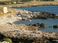 Macari. La costa e il mare - 21 maggio 2005  - San vito lo capo (1405 clic)
