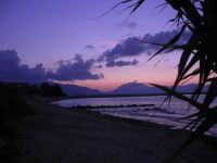 Golfo di Castellammare dopo il tramonto - 9 settembre 2007   - Balestrate (1132 clic)