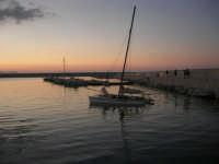 al porto dopo il tramonto - 9 settembre 2007   - Balestrate (1023 clic)