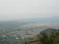 panorama: Trapani, le saline, le Isole Egadi  - 25 aprile 2006  - Erice (1354 clic)