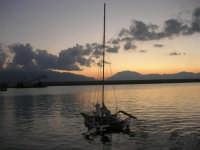 al porto dopo il tramonto - 9 settembre 2007   - Balestrate (1141 clic)