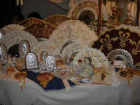 Cene di San Giuseppe - esposizione oggetti artigianali - 15 marzo 2009   - Salemi (2601 clic)