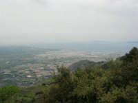 panorama: Trapani, le saline, le Isole Egadi - 25 aprile 2006  - Erice (1502 clic)
