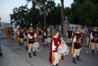 2° Corteo Storico di Santa Rita - Sbandieratori della Città di Caccamo - 17 maggio 2008   - Castellammare del golfo (536 clic)