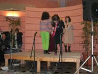 C/da Scampati - Sala Panorama - Cabaret durante la cena di beneficenza a favore dell'AVSI: Rosa Raimondi, Alessandra Munna e Veronica Sabella di Castellammare del Golfo - 24 febbraio 2006  - Alcamo (1542 clic)