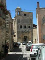 a spasso per il paese: ex Monastero - 17 giugno 2007  - Chiusa sclafani (1064 clic)