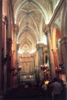 interno del Duomo - 4 settembre 1985  - Erice (1331 clic)