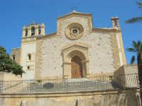 il Santuario di Maria SS. di Custonaci - 6 settembre 2007  - Custonaci (1046 clic)
