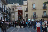 2° Corteo Storico di Santa Rita - Stendardieri di Petralia La Suprana - 17 maggio 2008   - Castellammare del golfo (518 clic)