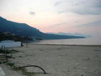 spiaggia Plaja a sera - 25 aprile 2007  - Castellammare del golfo (721 clic)