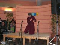 C/da Scampati - Sala Panorama - Cabaret durante la cena di beneficenza a favore dell'AVSI: Giuseppe Coppola di Castellammare del Golfo - 24 febbraio 2006  - Alcamo (1102 clic)