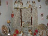Cene di San Giuseppe - esposizione oggetti artigianali - 15 marzo 2009   - Salemi (2385 clic)