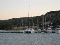 Il porto - 21 maggio 2005  - San vito lo capo (1269 clic)