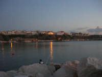 al porto dopo il tramonto - 9 settembre 2007   - Balestrate (945 clic)