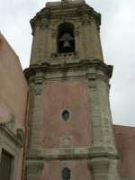 Campanile della Chiesa di San Giuliano - 25 aprile 2006  - Erice (1256 clic)