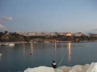 al porto dopo il tramonto - 9 settembre 2007   - Balestrate (1270 clic)
