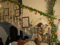 Cene di San Giuseppe - esposizione oggetti artigianali - 15 marzo 2009   - Salemi (2368 clic)
