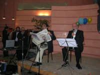 C/da Scampati - Sala Panorama - Cabaret durante la cena di beneficenza a favore dell'AVSI: Baldo Sabella e Francantonio D'Angelo di Castellammare del Golfo - 24 febbraio 2006  - Alcamo (1222 clic)