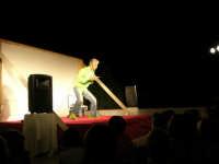 presso il ristorante Lo Sperone, in c.da Valle Nuccio, spettacolo di cabaret con Giovanni Cangialosi - 3 agosto 2006  - Alcamo (1095 clic)