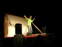 presso il ristorante Lo Sperone, in c.da Valle Nuccio, spettacolo di cabaret con Giovanni Cangialosi - 3 agosto 2006  - Alcamo (1636 clic)