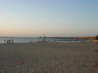 la spiaggia - 1 ottobre 2007  - Cinisi (1618 clic)