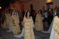 2° Corteo Storico di Santa Rita - Le dame - 17 maggio 2008   - Castellammare del golfo (523 clic)