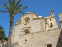 il Santuario di Maria SS. di Custonaci - 6 settembre 2007  - Custonaci (1203 clic)