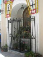 a spasso per il paese: cappella dedicata a Maria SS. della Provvidenza - 17 giugno 2007  - Chiusa sclafani (1166 clic)