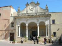 Chiesa di Santa Maria del Gesù - 22 luglio 2006  - Alcamo (1159 clic)