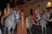 2° Corteo Storico di Santa Rita - I Cavalieri - 17 maggio 2008   - Castellammare del golfo (500 clic)