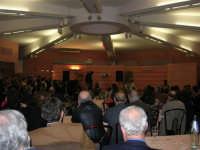 C/da Scampati - Sala Panorama - Cabaret durante la cena di beneficenza a favore dell'AVSI: Antonio Pandolfo, alcamese - 24 febbraio 2006  - Alcamo (1351 clic)