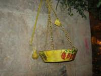 Cene di San Giuseppe - stadera decorata a mano - 15 marzo 2009   - Salemi (2724 clic)
