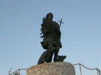Statua di San Vito - 21 maggio 2005  - San vito lo capo (1310 clic)